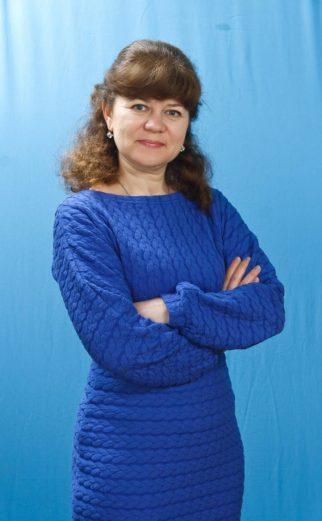 Романюк Валентина Дмитриевна